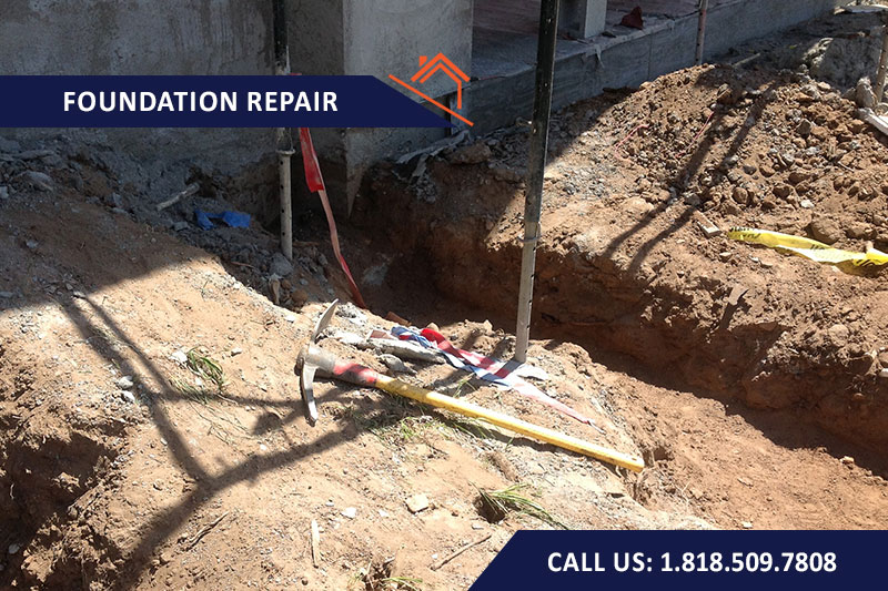 Foundation Repair in Los Angeles & Ventura County
