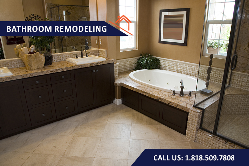 Get A Room Addition In Los Angeles Or Ventura County CA - What do i need to remodel my bathroom